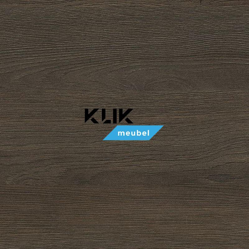 28 mm Plank op maat Donker eiken Gladstone Sepia (H3342 ST28)
